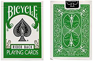 Green Bicycle Deck Cincinnati