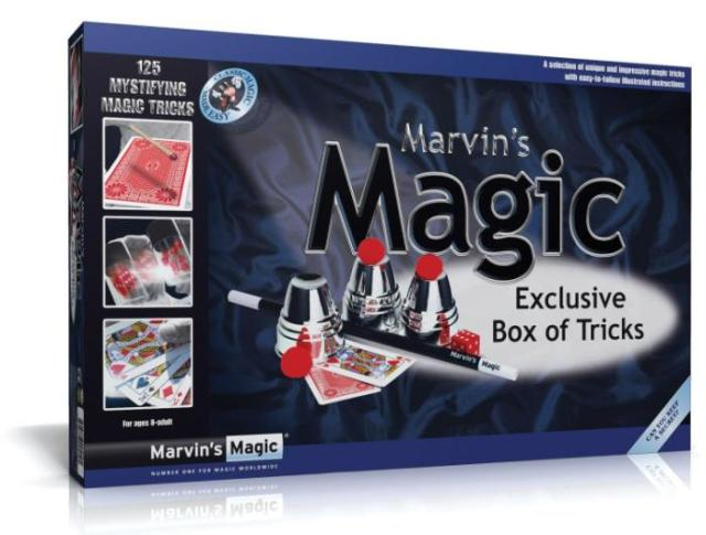 Marvin's Magic Exclusive Box of Tricks