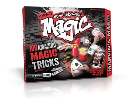 Marvin's Magic 100 Mind Blowing Magic Tricks